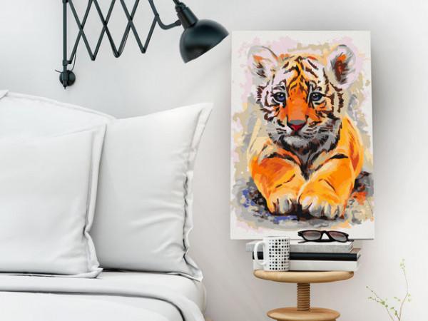Pictatul pentru recreere - Baby Tiger