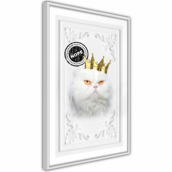 Poster - Cat Rules II