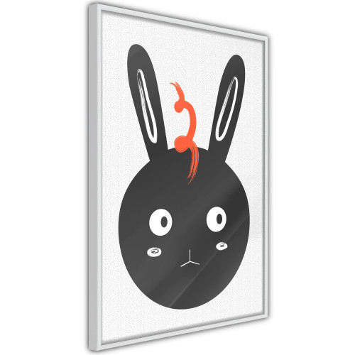 Poster - Surprised Bunny