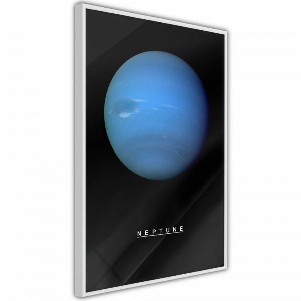 Poster - The Solar System: Neptun