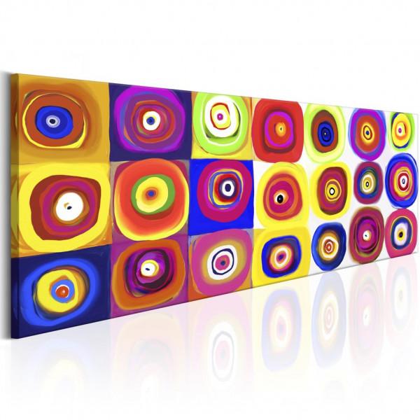 Tablou - Colourful Carousel