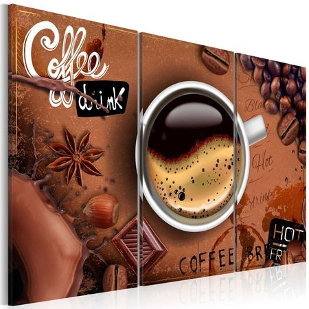 Tablou - Cup of hot coffee