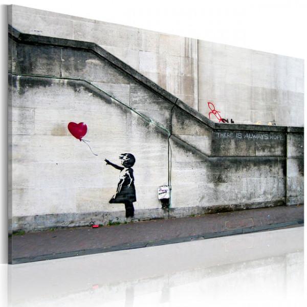 Tablou - There is always hope (Banksy)