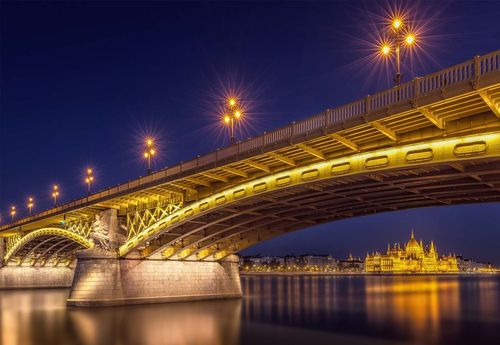 A View Of Budapest Photo Wallpaper Mural