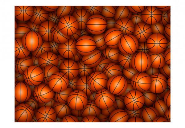 Fototapet - Basketballs