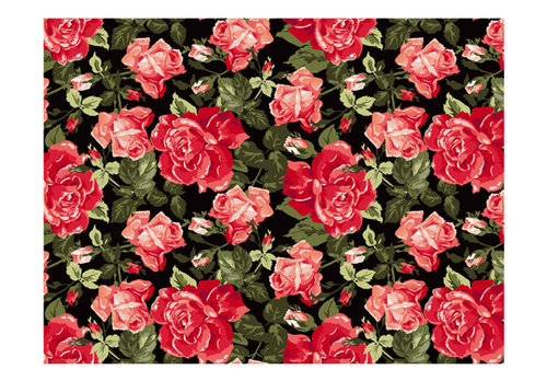 Poze Fototapet - Classical rose background