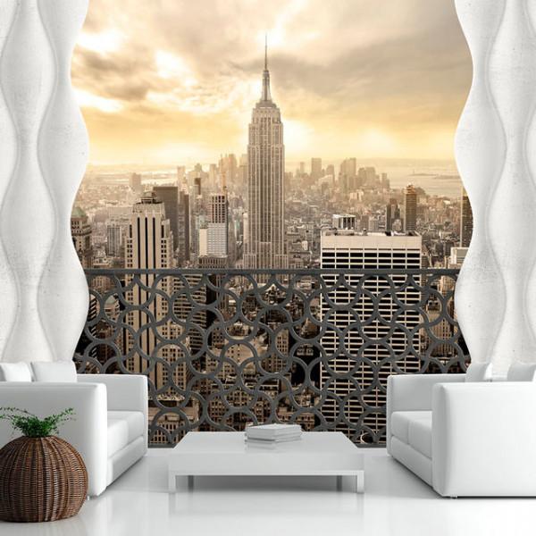 Fototapet - Light of New York