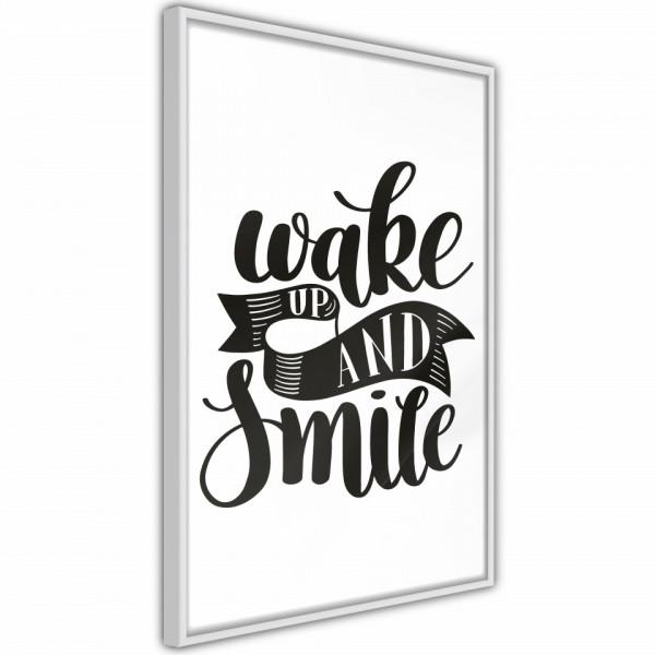Poster - Wake Up