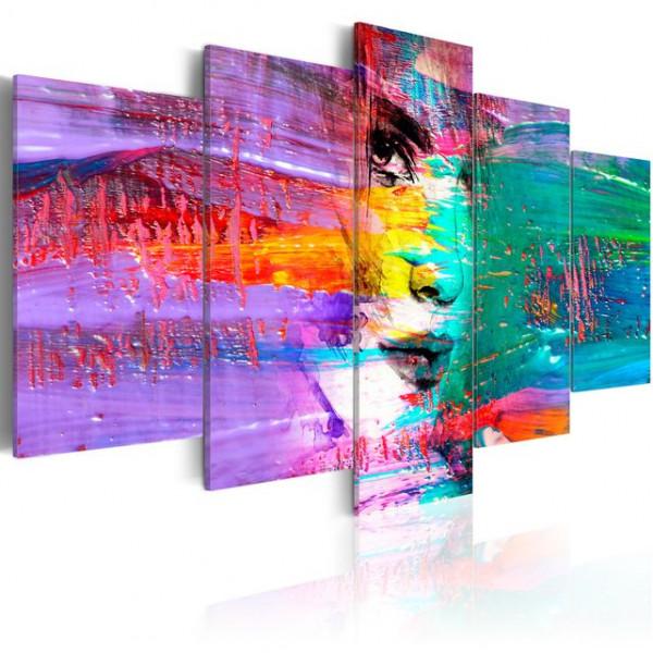 Tablou - Colourful Sensuality