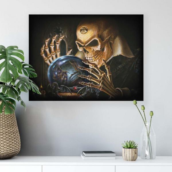 Alchemy & Gothic Canvas Photo Print