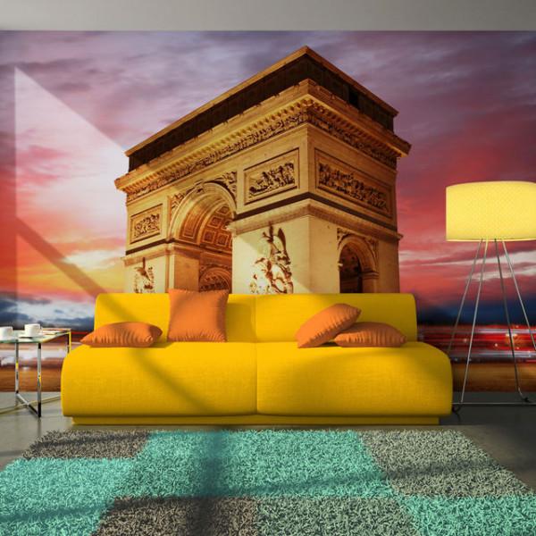 Fototapet - Arc de Triomphe - Paris