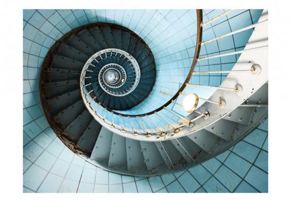 Fototapet - Endless stairs