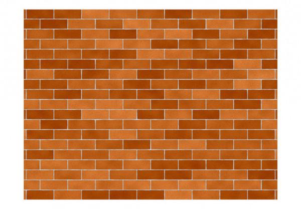 Fototapet - Simple brick wall