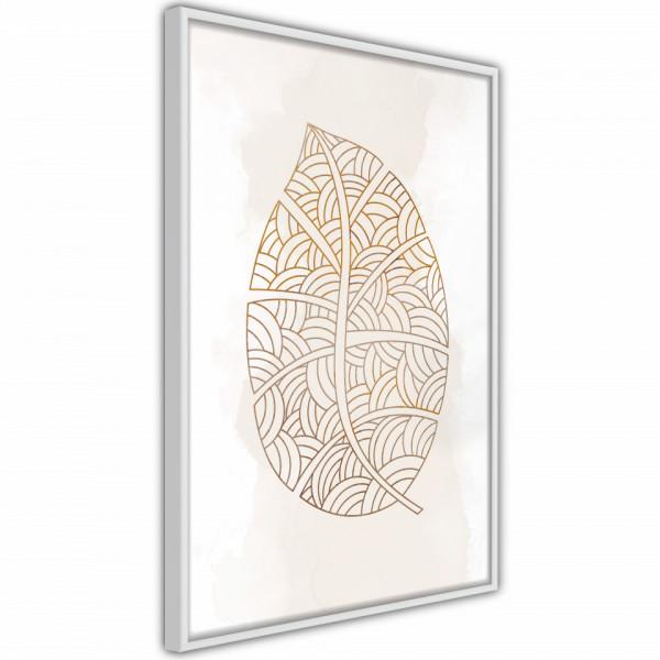 Poster - Leaf Veins