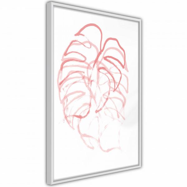 Poster - Red Leaf