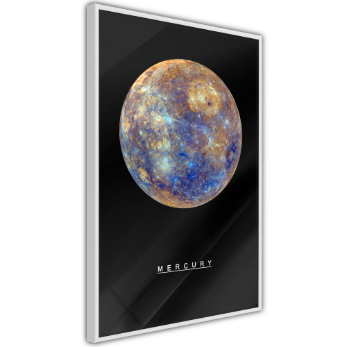 Poster - The Solar System: Mercury