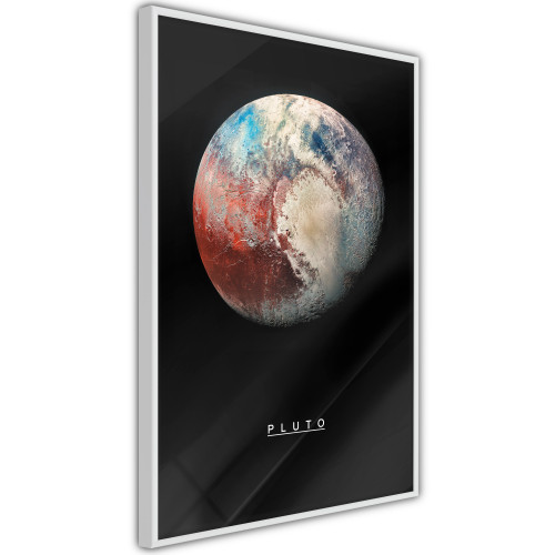 Poster - The Solar System: Pluto