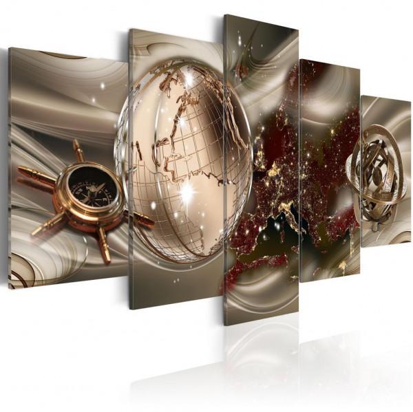 Tablou - Golden Compass