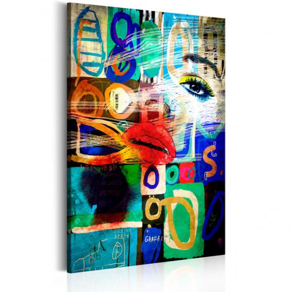 Tablou - Kiss of Modernity