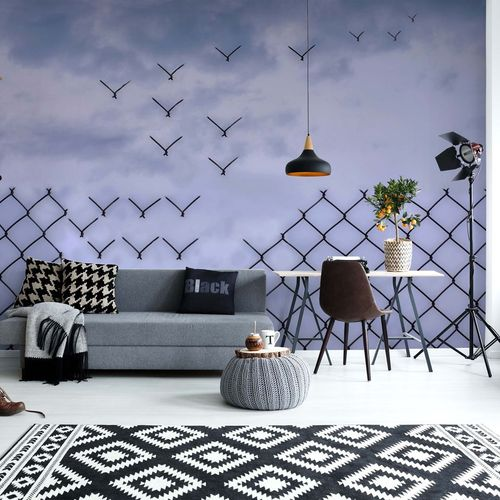 Don´T Fence Me In! Photo Wallpaper Mural