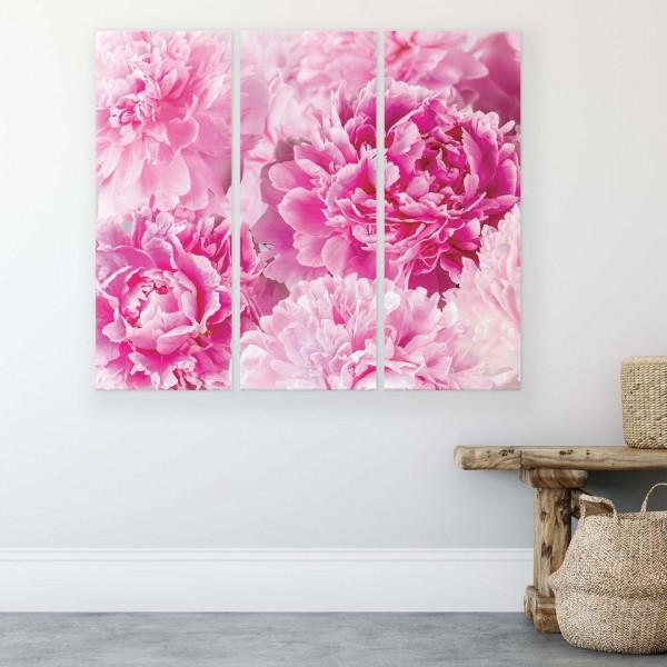 Flowers Canvas Photo Print