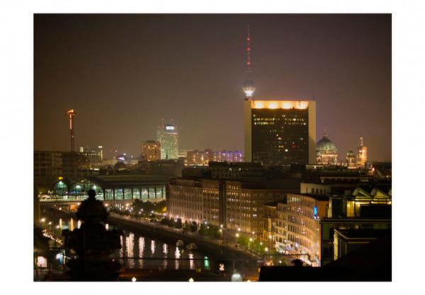 Fototapet - German metropolis