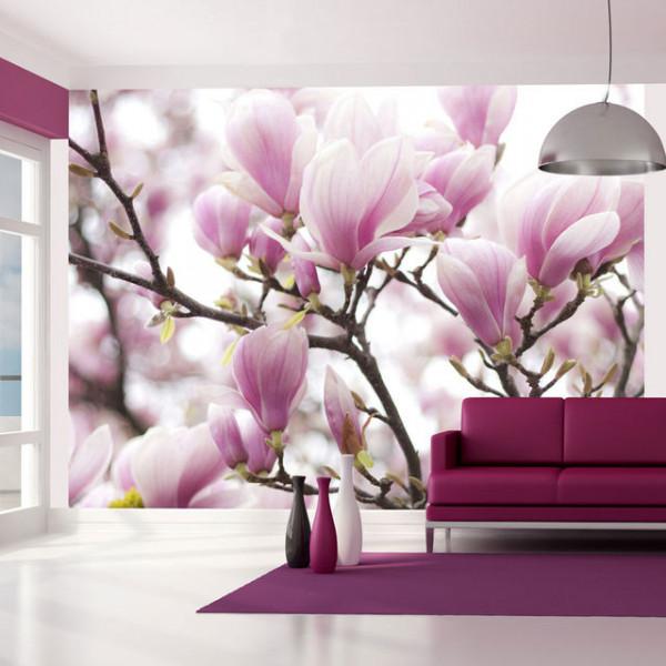 Fototapet - Magnolia bloosom