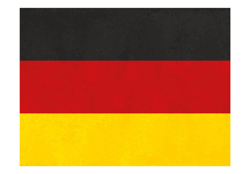 Fototapet - National flag of Germany