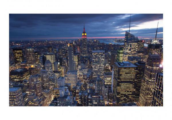 Fototapet - New York - night