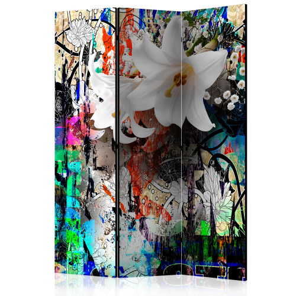 Paravan - Urban Lily [Room Dividers]