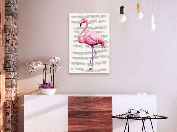 Pictatul pentru recreere - Beautiful Flamingo