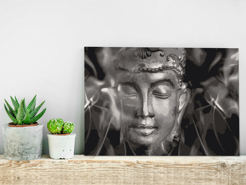 Pictatul pentru recreere - Buddha in Black and White