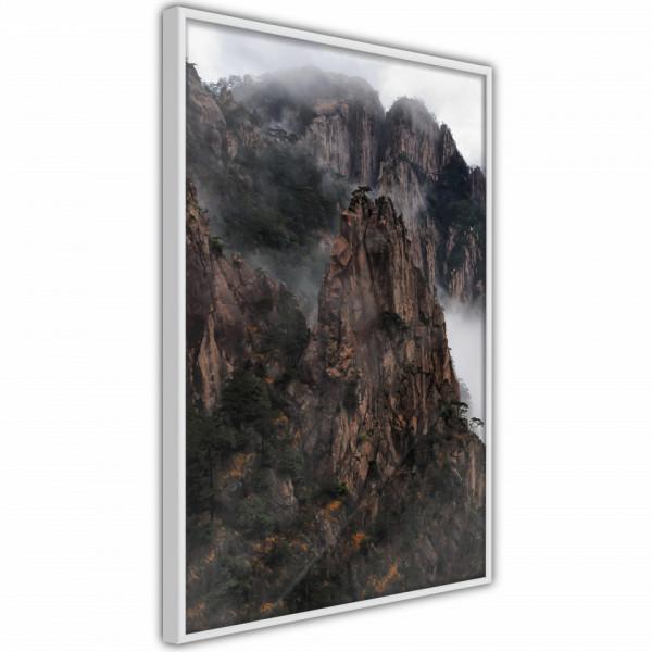 Poster - Mountain Ridge
