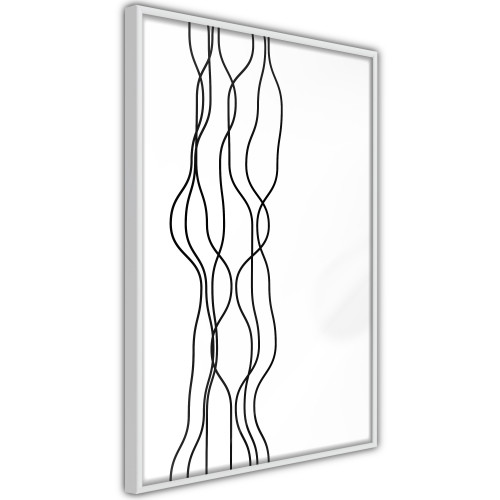 Poster - Wavy Lines