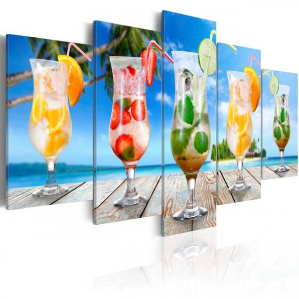 Tablou - Summer drinks