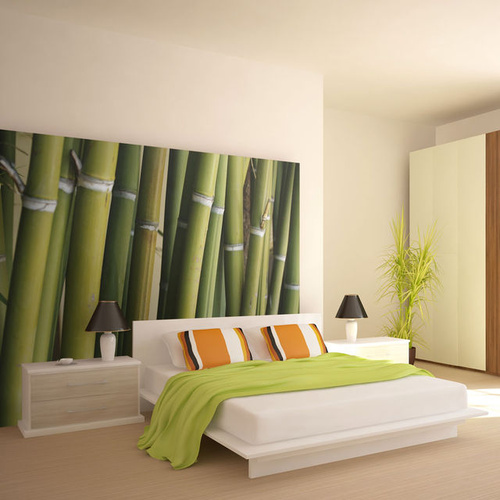 Poze Fototapet - decoration zen - bamboo