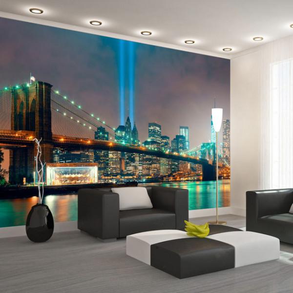 Fototapet - Light of NYC