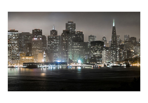 Poze Fototapet - San Francisco by night