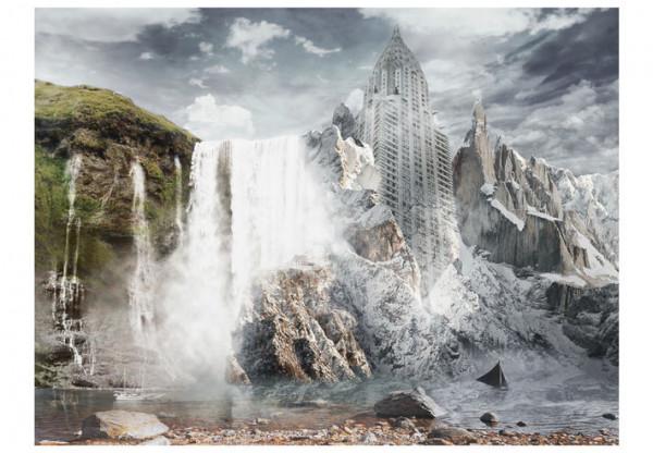 Fototapet - Upcoming civilization