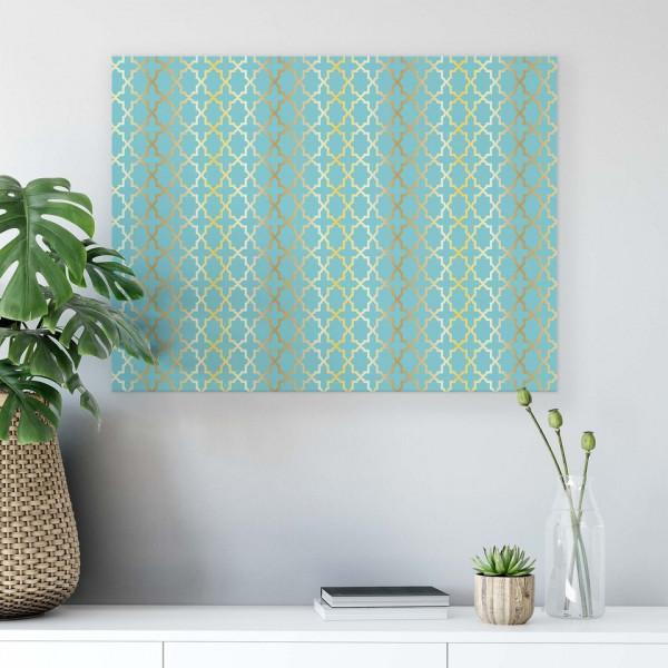 Patterns Canvas Photo Print
