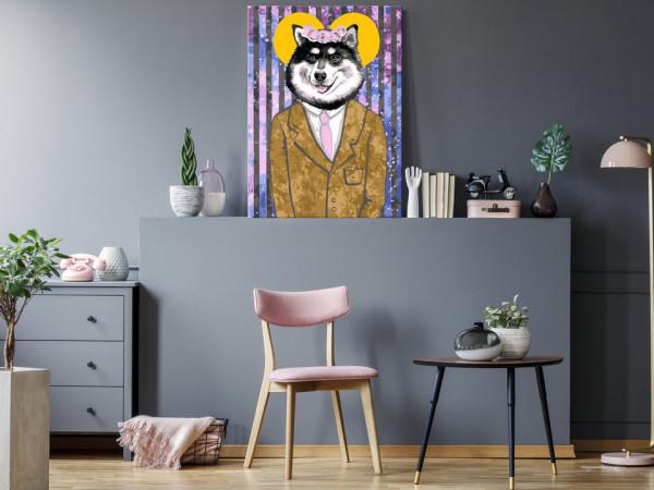 Pictatul pentru recreere - Dog in Suit
