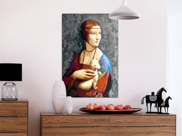 Pictatul pentru recreere - Famous Portrait