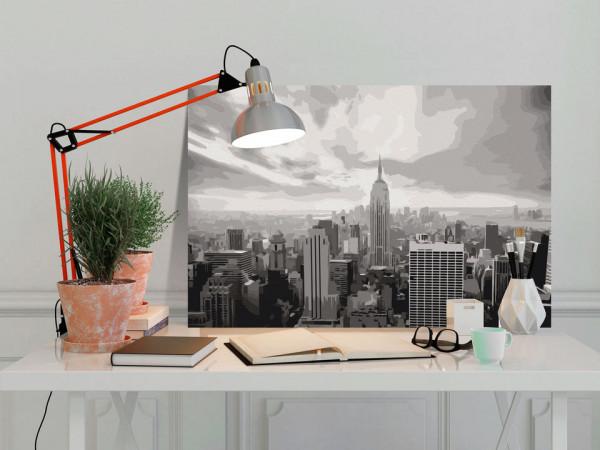 Pictatul pentru recreere - Grey New York
