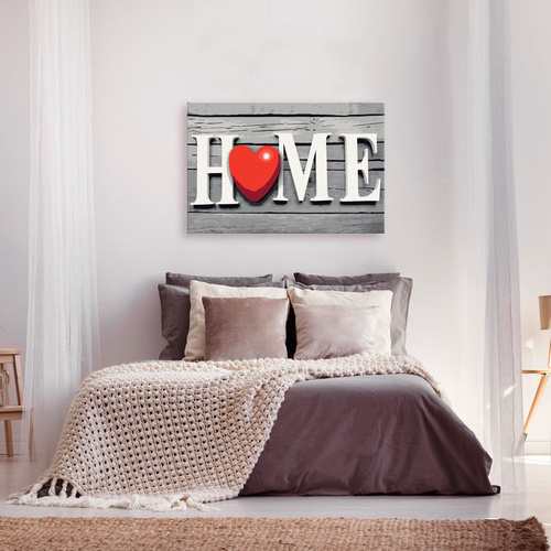 Poze Pictatul pentru recreere - Home with Red Heart