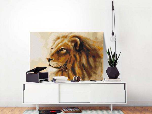 Pictatul pentru recreere - Lion King