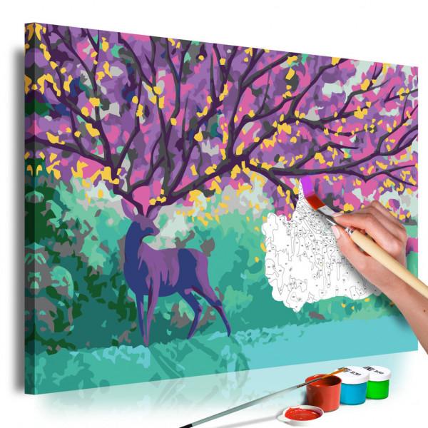 Pictatul pentru recreere - Purple Deer