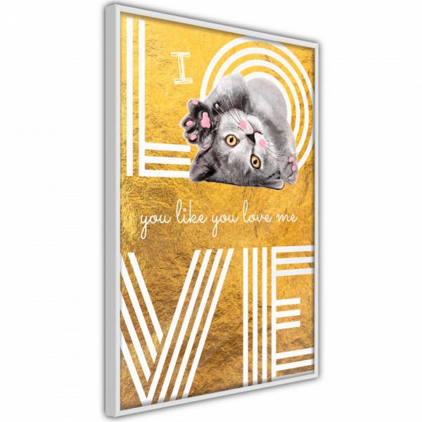 Poster - Cat Love
