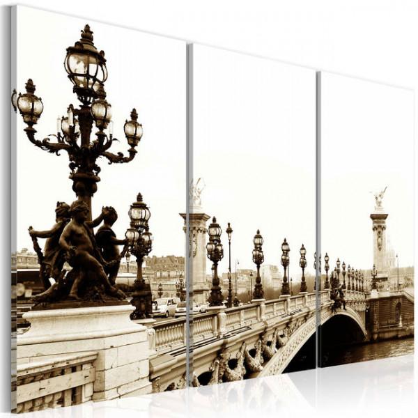 Tablou - A romantic walk in Paris