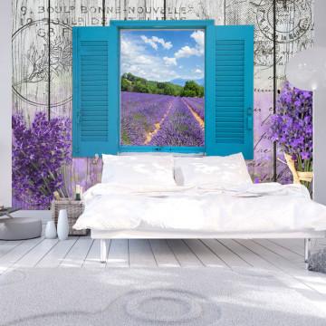 Fototapet - Lavender Recollection