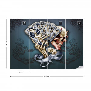 Alchemy Gothic Photo Wallpaper Wall Mural